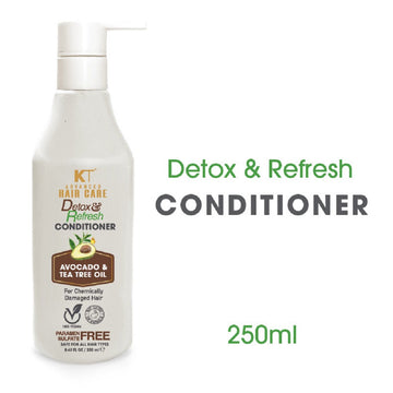 Kehairtherapy KT Professional Hair care Detox & Refresh Conditioner For Chemically Damaged Hair- 250 ml