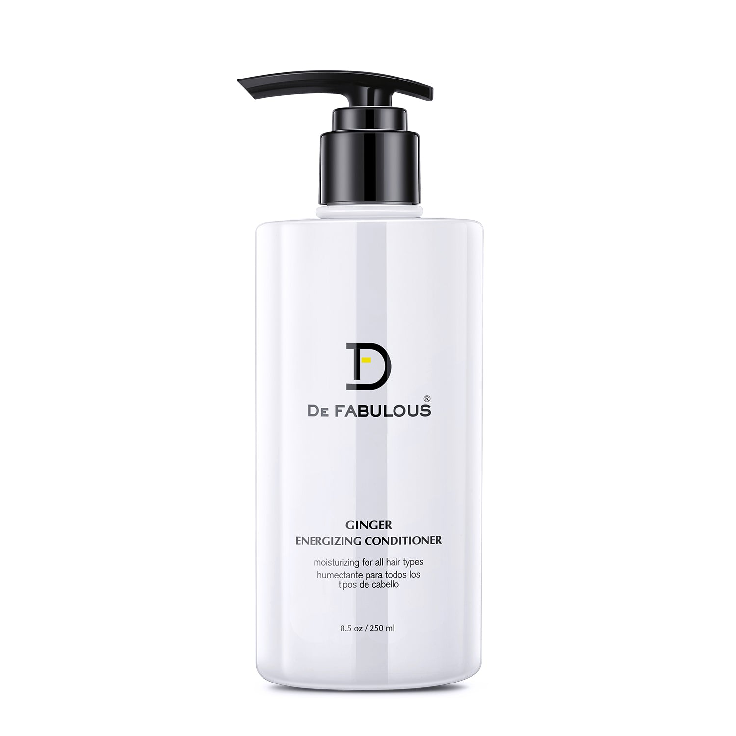 De Fabulous Ginger Energizing Conditioner 250ml