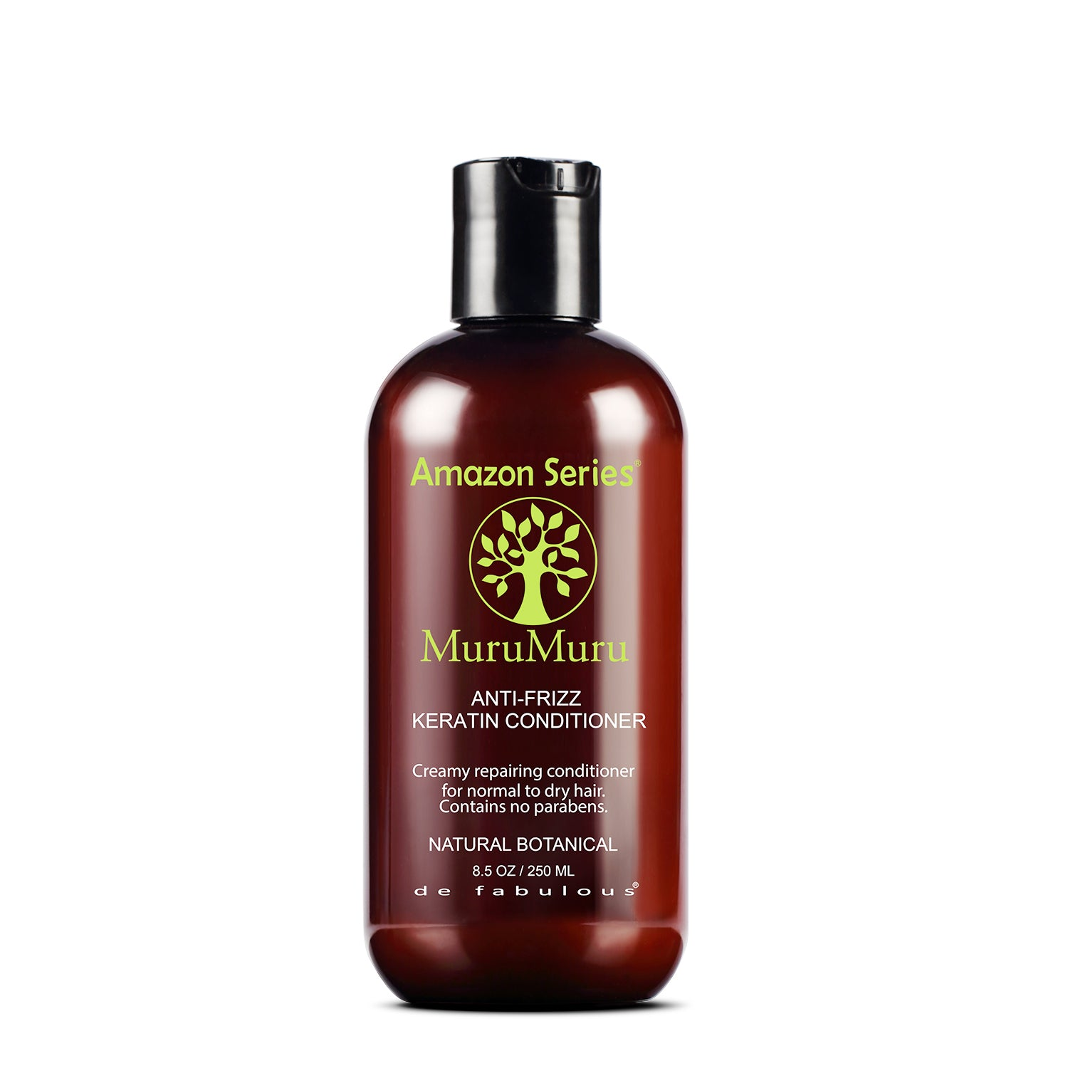 Amazon Series MuruMuru Anti-frizz Keratin Conditioner 250 ml
