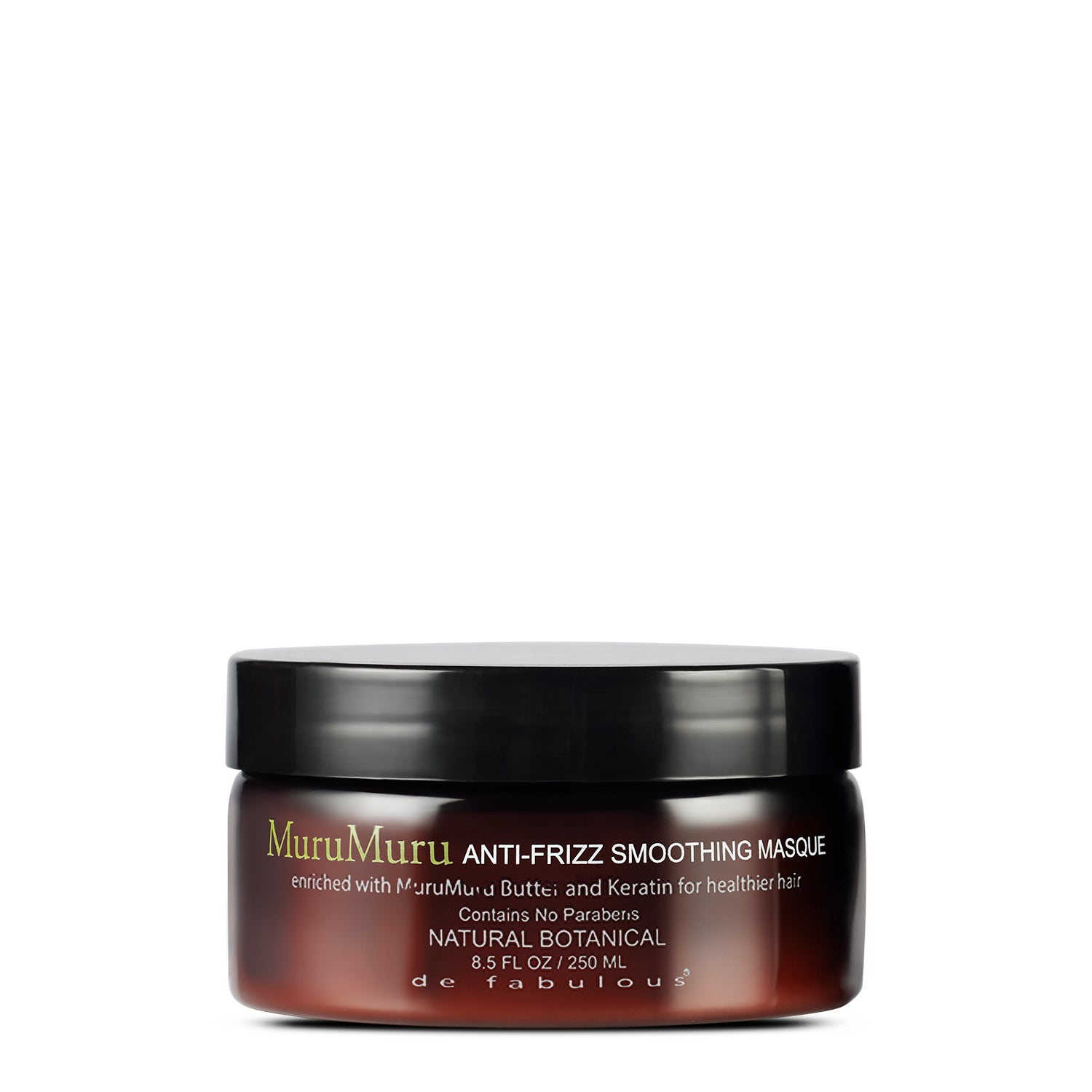 Amazon Series MuruMuru Anti-frizz Smoothing Masque 250 ml