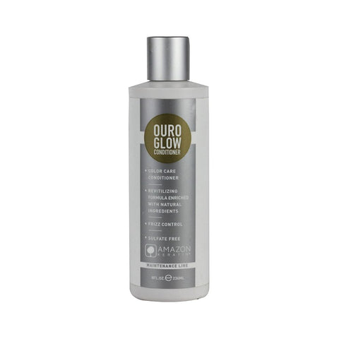 Amazon Keratin Ouro Glow- Color Care Ouro Conditioner 236 ML