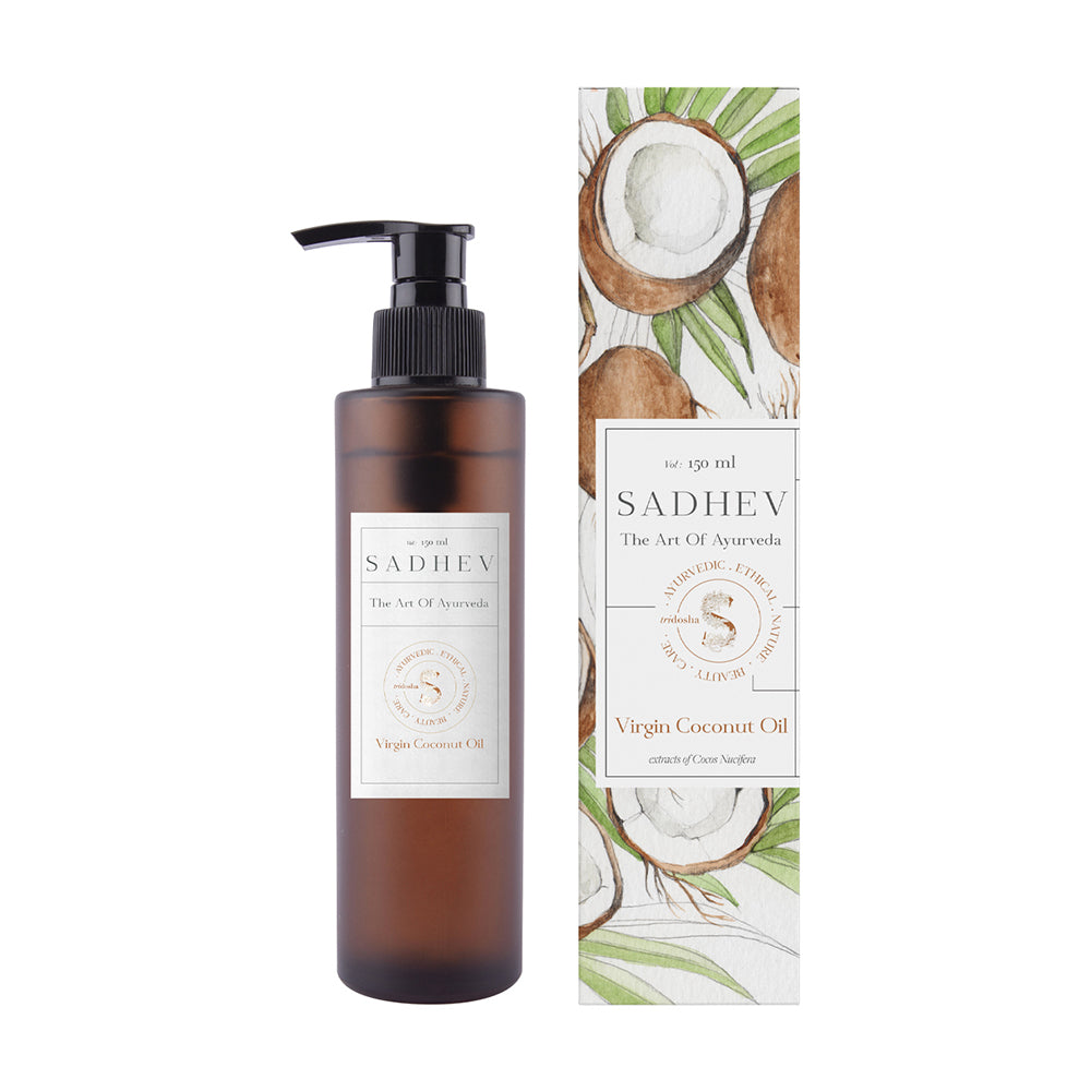 Sadhev Virgin Coconut Oil 150ml