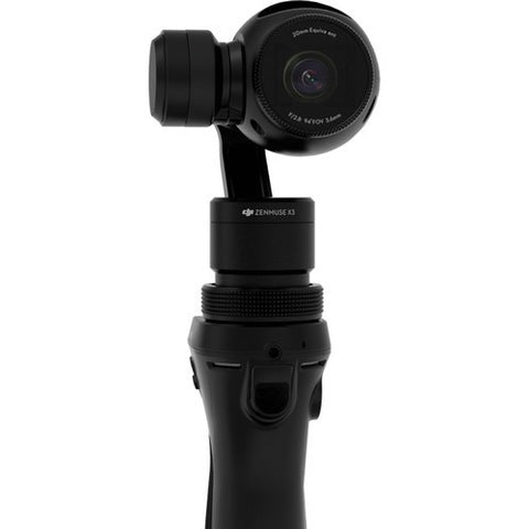 DJI Osmo Handheld Gimbal with 4K Camera & 3-Axis Gimbal