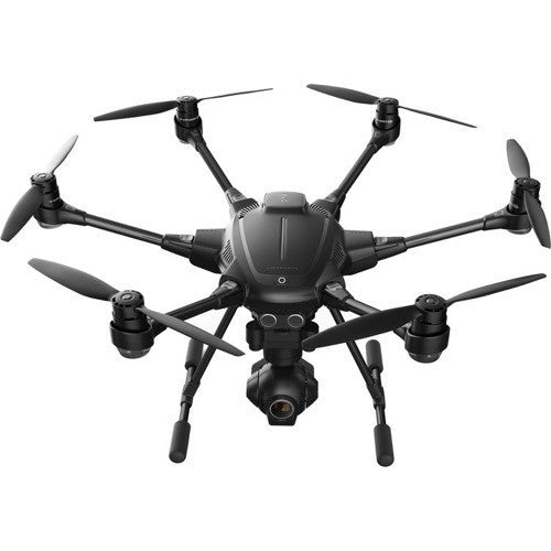 Yuneec Typhoon H RTF Hexacopter Drone w/ RealSense, ST16, CGO3+, 4K Camera, 2 Batteries, & Backpack