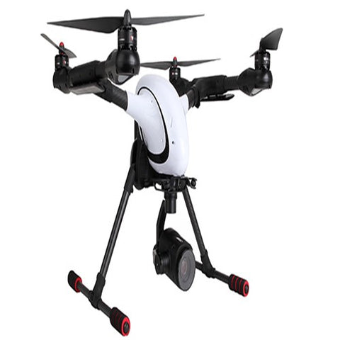 Walkera Voyager 4 Drone Quadcopter RTF4 (F8W radio,battery, 4K 18x optical zoom camera,charger, aluminum case & 4G transmission)