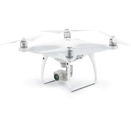 DJI Phantom 4 Advanced Quadcopter Drone with Collision Avoidance and Integrated 4K Video, 20MP Images