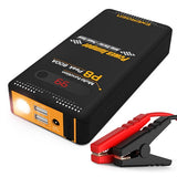 Energen Power Jumper P8 - Peak Portable Car Jump Starter Phone Power Bank