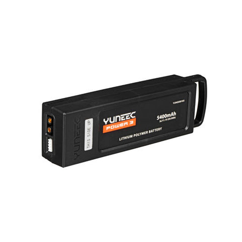 Yuneec Q500 5400mAh 3-Cell / 3S 11.1V LiPo Battery with Cartridge