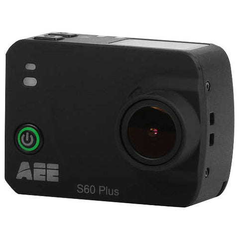 AEE S60 Plus Camera 1080P-60 16MP 120fps Slow-Mo