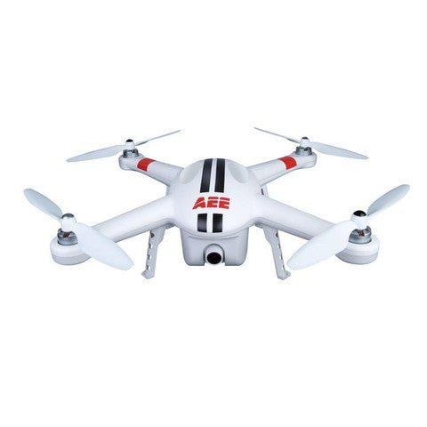 AEE AP10 Drone Quadcopter Ready to Fly with Integrated 1080P 16MP Action Camera
