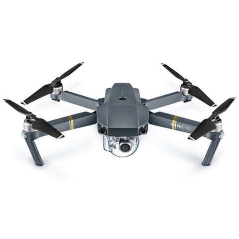 DJI Mavic Pro Ready To Fly Quadcopter Drone With 4K HD Camera - CP.PT.000500