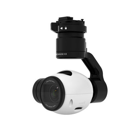 DJI Inspire 1 - Zenmuse X3 Gimbal and Camera (Part 40)