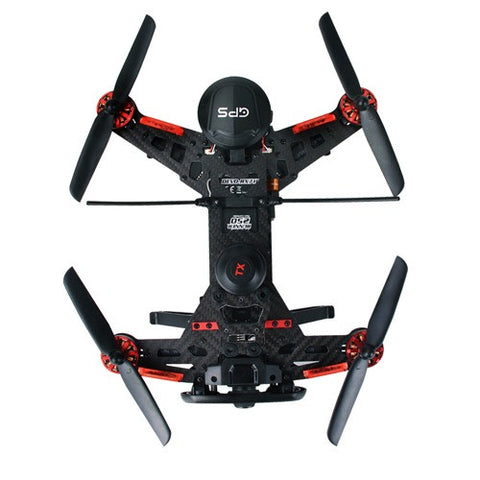 Walkera Runner 250 Advance Ready To Fly Racing Drone with GPS DEVO 7 Remote Transmitter