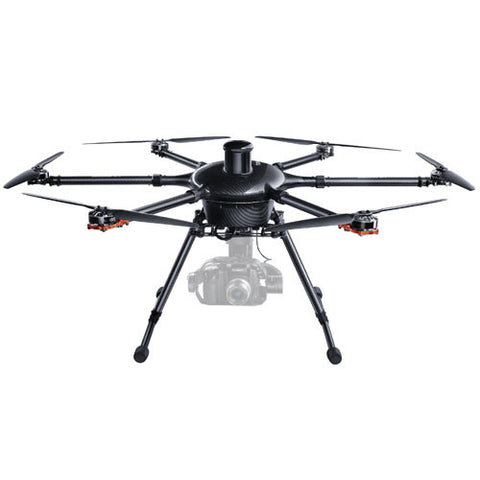 Yuneec Tornado H920 Plus RTF Hexacopter Drone with ST16, 3 Batteries & A10 Charger, ProAction handle, CG04, & Aluminum Case