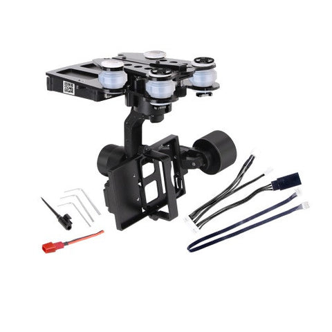 Walkera G-3D Brushless Gimbal For GoPro & iLook Camera