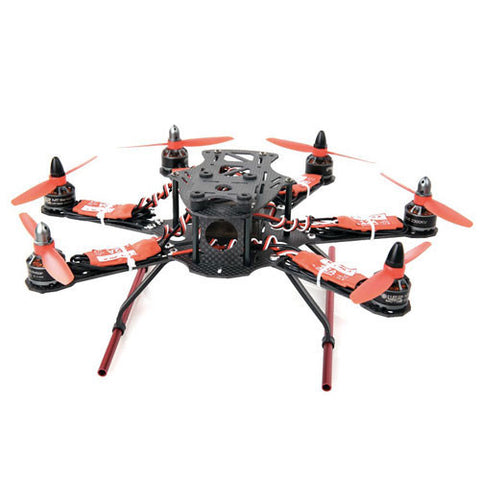 iFlight XFish H250 Mini FPV Hexacopter Racer Drone