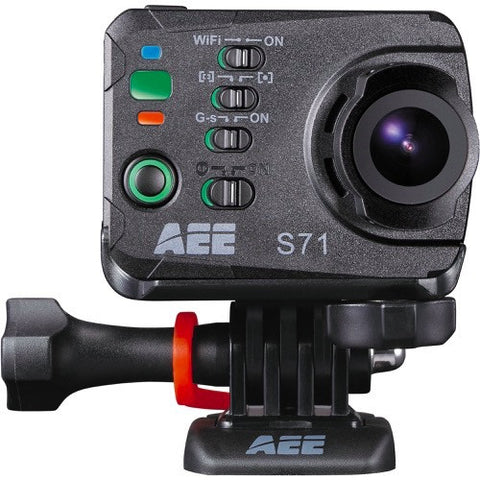 AEE S71T Plus 4K Camera 2.7K 1080P-60 16MP 120fps