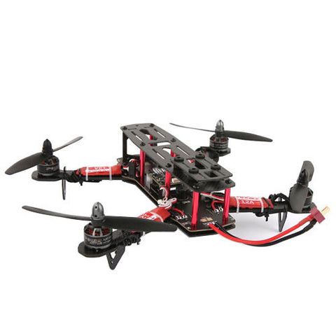 iFlight eX250 FPV Quadcopter Drone Race Pro Frame Kit (With Built-in PDB)