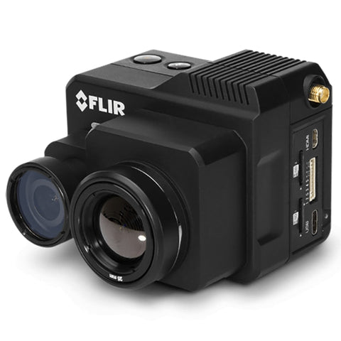 FLIR Duo Pro R Dual-Sensor Thermal Camera, 336x256, 19mm, 30Hz
