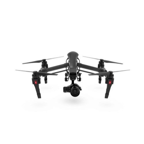 DJI Inspire 1 Pro (Black Edition) Ready To Fly Quadcopter Drone with Single Remote and Lens