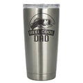 Reel Cool Dad Etched Tumbler 20oz