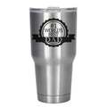 #1 World's Best Dad Etched Tumbler 30oz