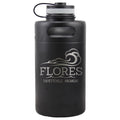 Insulated Beer Growler 64oz Keg (Matte Black)