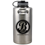 Monogram Insulated Beer Growler 64oz Keg