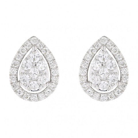 Diamond Earring-RTPS - patiala-diamonds