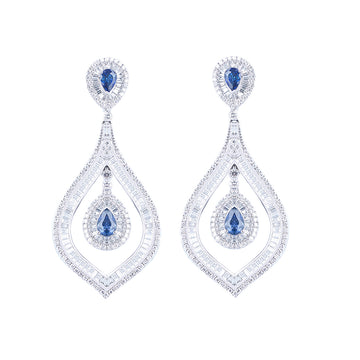 STYLISH DIAMOND EARRING