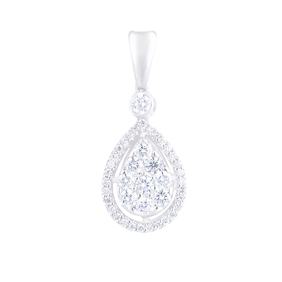 Diamond Pendant-Rpen