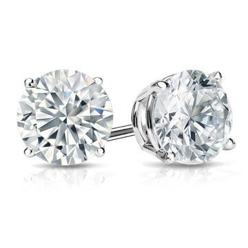 Diamond Earring-TP25 - patiala-diamonds