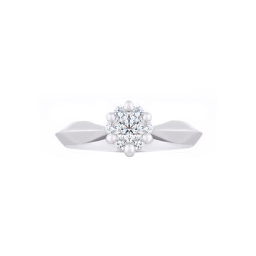 PLAIN DIAMOND RING