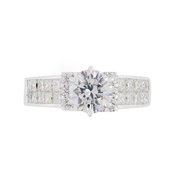 Diamond Solitaire Ring 1 Carat