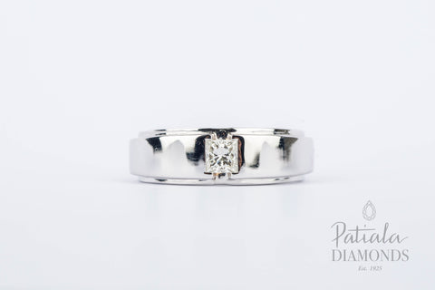 Men's Wedding Band- SBP1 - patiala-diamonds