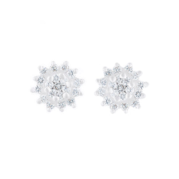 CLUSTER SETTING DIAMOND TOPS