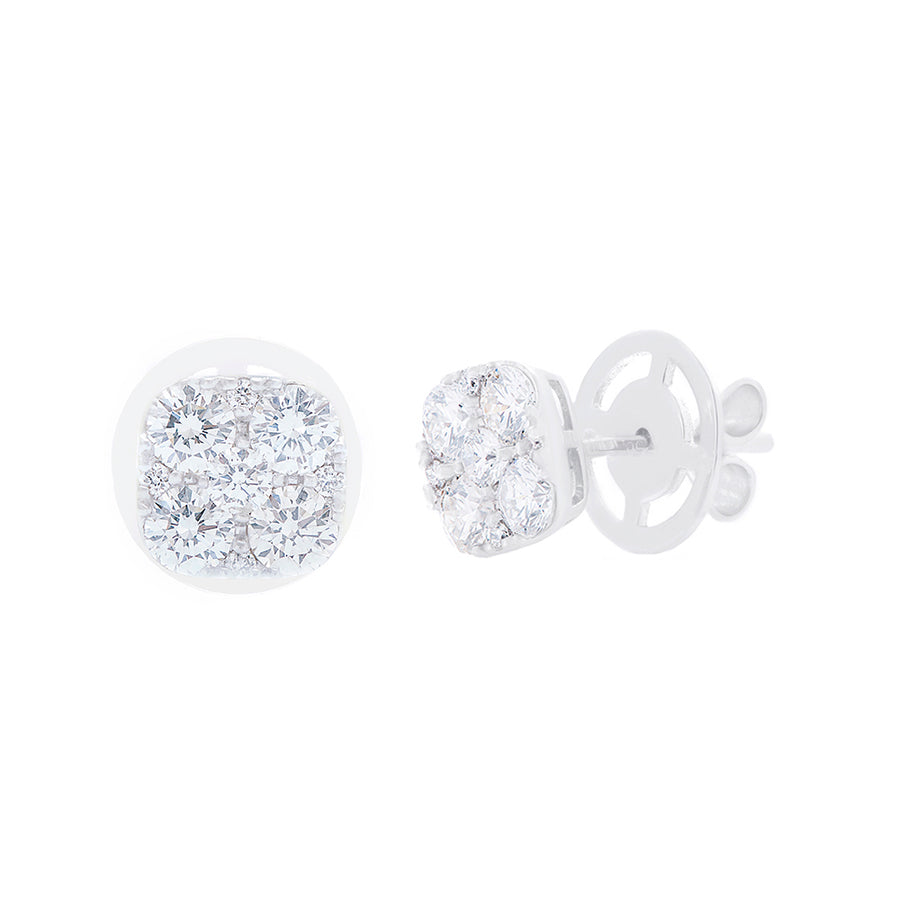 GOOD QUALITY DIAMOND STUDS