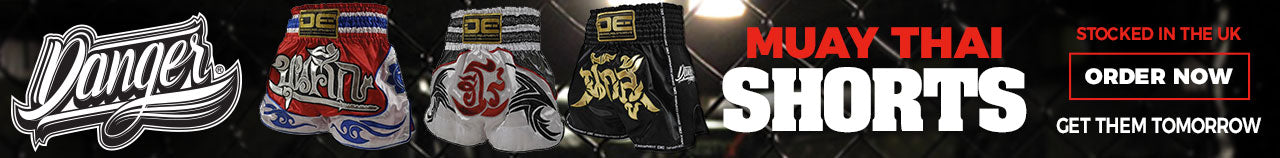 Danger Muay Thai Shorts