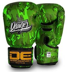 Green Army Edition Boxing Gloves