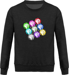 Kaleidoscope Crew Neck [2 Colors]