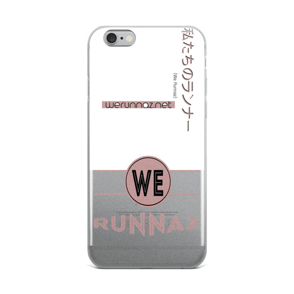 Foreign Fashion iPhone Case