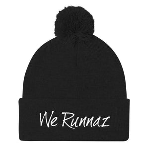 Signature Pom Knit Beanie [9 Colors]