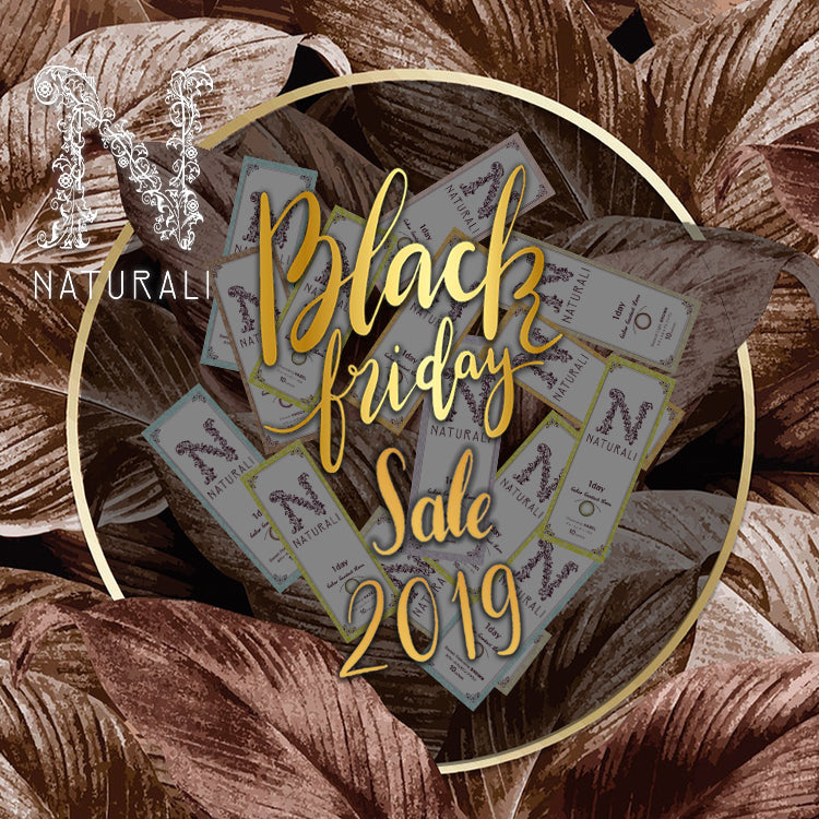 2019 Black Friday + Cyber Monday SALE!