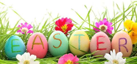 Notice] Office closing dates for Easter Holiday 2017 – NATURALI