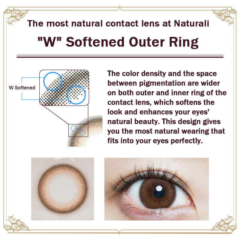 """W"" Softened Outer Ring"