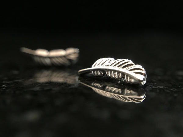BVLA Gold Feather Threaded End