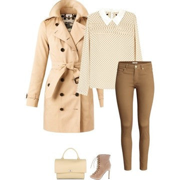 Styling all-Beige outfits