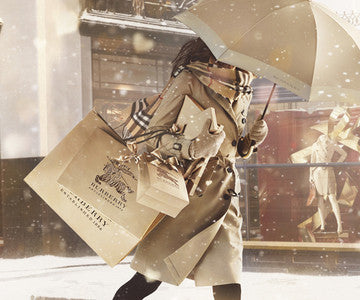 These are some of the best Burberry campaigns