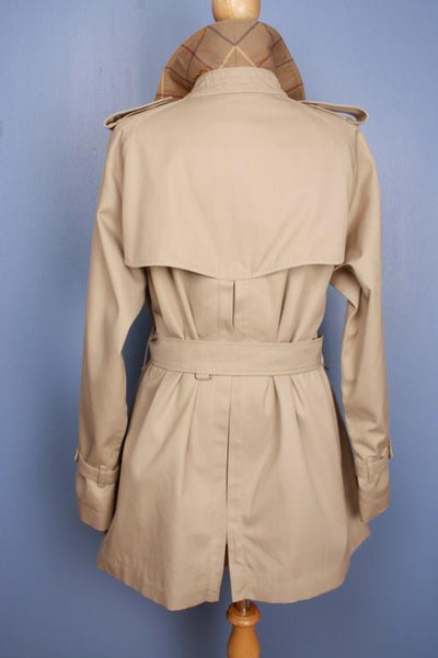Coat from the back