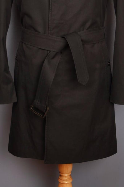 BURBERRY Bespoke Short TRENCH Coat belt